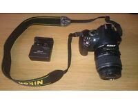 Nikon D40 Camera + Accessories