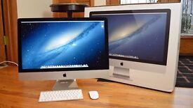 Apple iMac 27 Inch Late 2013 i7 32GB RAM GeForce GTX 780M 4GB 3TB Fusion Hard Drive