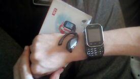 Smart Watch- Dual SimKEN XIN DA W1 HARDLY USED