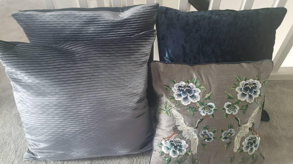 4 Next Cushions