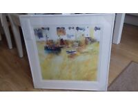 Whistlefish Galleries framed picture