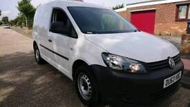 2013 vw caddy 1.6tdi