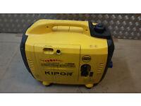 Kippor IG2600 2.6kW Generator USED