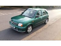 Nissan Micra 1.0 16v SE AUTOMATIC 5dr (51 Reg) - Genuine Low Mileage Only 72000