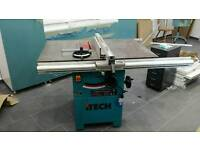 iTECH 01332 250mm Cast Iron Table Saw Bench +micro jig grr-200