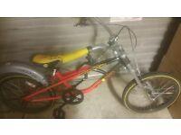 Boys cruiser bike