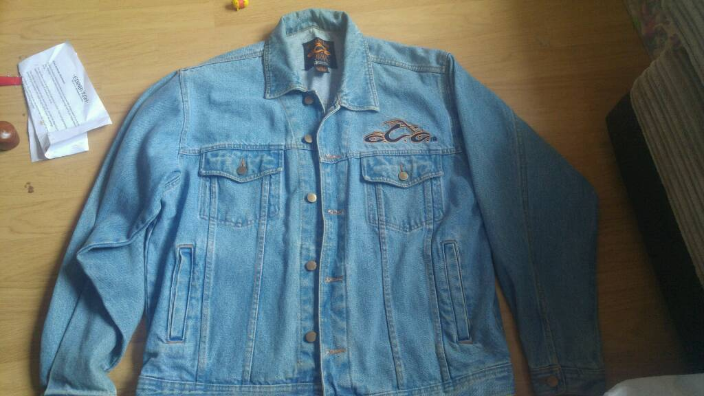 Occ denim jacket