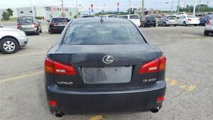 2007 Lexus IS 250 - London Ontario image 4