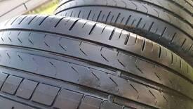 225 55 17 pirelli cinturato p7 tires