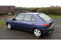 1998 306 Peugeot XND