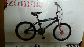 Zombie CRYPT 20 Inch BMX Girls Bike