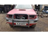 1999 nissan terrano 2.7 d,breaking for parts only all parts available postage available nationwide