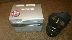 Tamron 18-270mm canon fit