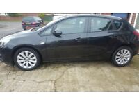 VAUXHALL ASTRA 1.7 CDTI 14 REG 1 OWNER FROM NEW CHEAP TAX ONLY £20 A YEAR 6 SPEED MANUAL