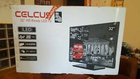 "Celcus 32"" HD Ready LED TV"