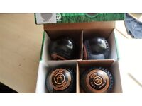 TAYLOR LIGNOID BOWLS SIZE 1