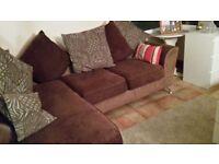 Stunning 5 Seater Corner Sofa