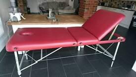 Portable Massage/Treatment Table