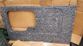 Granite worktop for Island