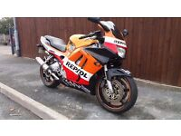 Honda CBR 600 F3 - Full MOT - Low Miles - Repsol Replica - Nationwide Delivery Available