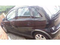 Vauxhall Corsa sxi16valve 5 Door hatchback