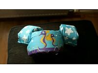 Puddle jumper (sea horse design)
