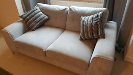 Sofology Grey 2/3 Seater Sofa