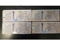 4 x France V England Six Nations Rugby Tickets March 10th.