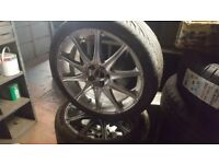 😎Racing Mania Alloy Wheels Absolute Bargin Price😎