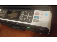 Brother MFC5890CN (Only Scanner/Fax works)
