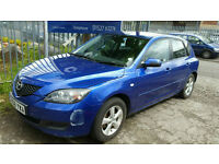 Mazda 3 1.6 diesel 2008reg breaking for parts