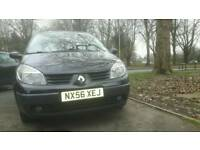 2006 (56) Renault grand scenic 1.5dci diesel 7 seater.