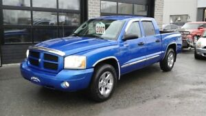 2007 Dodge Dakota ST, V8 4x4, QUAD CAB, A/C