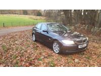 BMW 330I MANUAL WITH FULL BMW SERVICE HISTORY!!