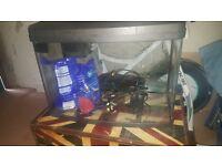 64 litre fish tank