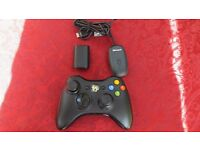 Xbox 360 Wireless Controller with USB receiver for PC