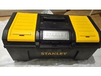 Stanley tool box - one touch 19 inch