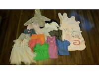 Clothes for girls. Size 6-12.
