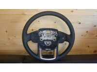 RANGE ROVER SPORT 2014 ON STEERING WHEEL NEW