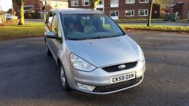 Ford-Galaxy 2.0 TDCI Zetec (Six Speed Manual)