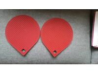 Ikea pot pads x2