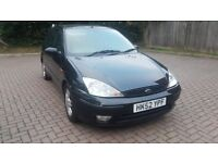 2003 Ford Focus 1.6 Petrol AUTOMATIC** Excellent Runner £750