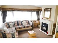 3 Bedroom Static Caravan for sale at Camber Sands, Pet Friendly, 12 Months, Beach Access,Indoo Pools