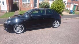 AUDI A1 1.6tdi S Line... 12 months MOT when purchased at full.asking price.