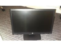 New HP ProDisplay P202 Monitor