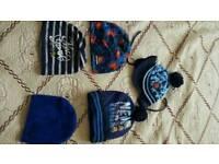 Boys vintner hats