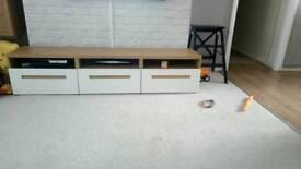 Ikea 3 draw tv unit
