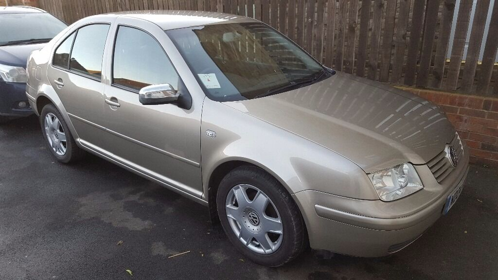 VW BORA 1.9TDI SE 115BHP
