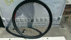 Fixie bike front wheel