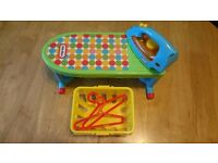 LITTLE TIKES IRONING SET
